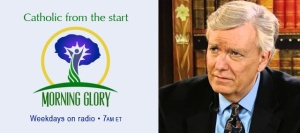 Doug Keck, Creator & Host of Bookmark & COO of EWTN joins Morning Glory tomorrow morning at 7am ET!
