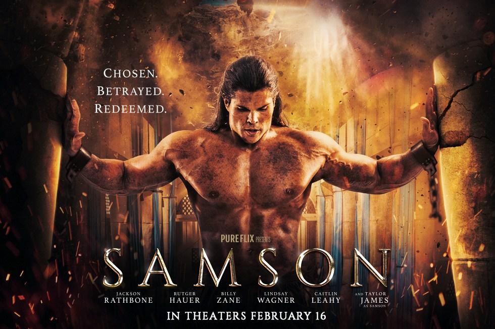 morning glory talks with taylor james of new samson movie�